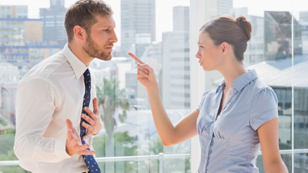 You Are Wrong! Conflict Resolution in the Workplace