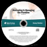 Motivating and Managing the Frontline webinar with Honey Shelton