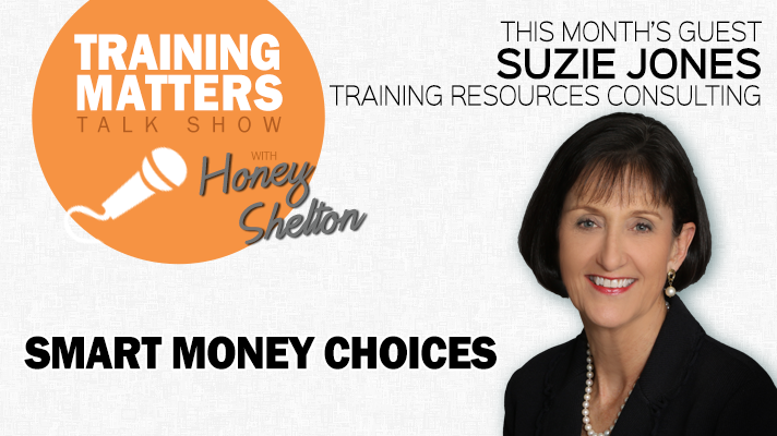 Smart Investment Choices - Training Matters Talk Show
