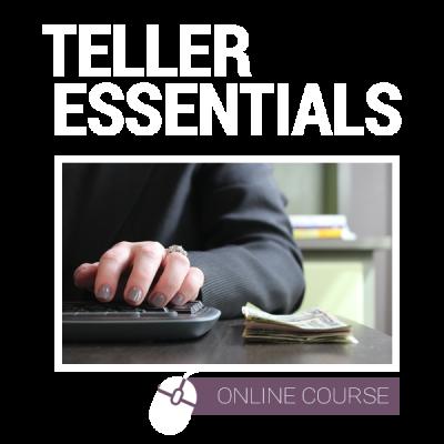 Teller Essentials Online Course