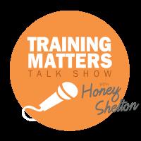 Training Matters Talk Show logo